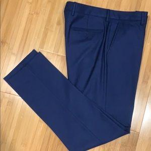 J crew 100% wool dress pants